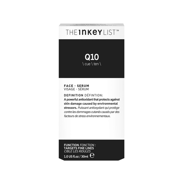 THE INKEY LIST KOFERMENTO Q10 SERUMAS