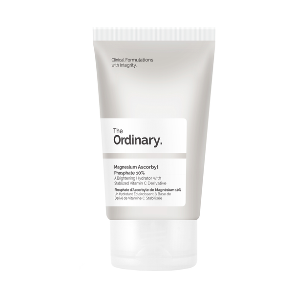 THE ORDINARY VITAMINO C SERUMAS Magnesium Ascorbyl Phosphate 10%