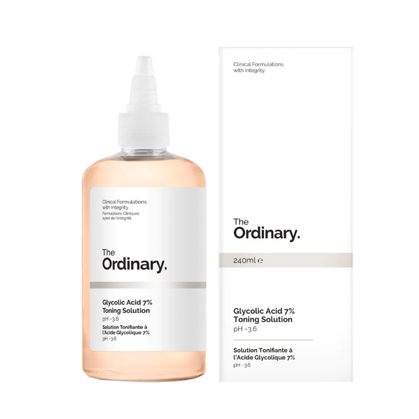 THE ORDINARY TONIKAS Glycolic Acid 7% Toning Solution