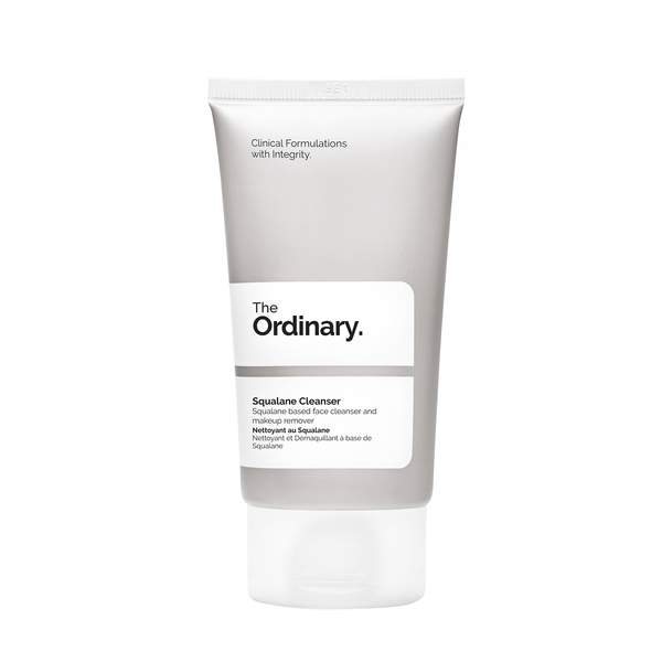 THE ORDINARY PRAUSIKLIS SU SKVALANU: Squalane Cleanser