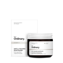 THE ORDINARY VITAMINO C MILTELIAI 100% L-Ascorbic Acid Powder