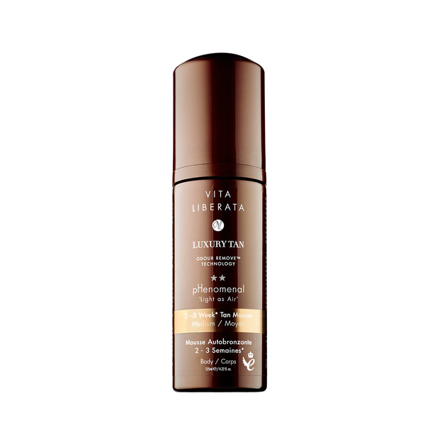 VITA LIBERATA ILGALAIKIO SAVAIMINIO ĮDEGIO PUTOS pHenomenal 2-3 Week Self Tan Mousse
