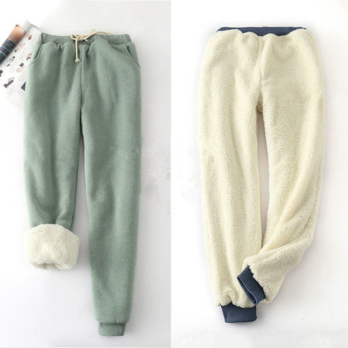 Fluffy Trousers - HipStore - Fashion Boutique