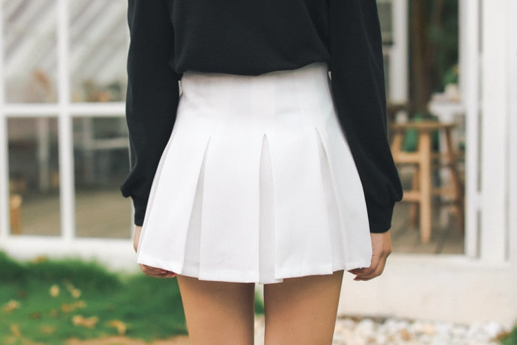 Skirt with Hearts - HipStore - Fashion Boutique