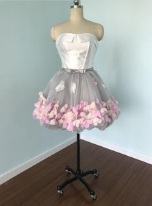 Flowers Prom Dresses - HipStore - Fashion Boutique