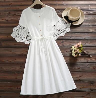 Simple String Dress - HipStore - Fashion Boutique