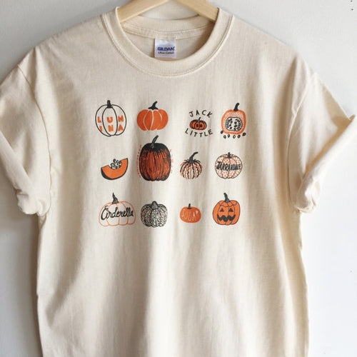 Pumpkins Tee - HipStore - Fashion Boutique