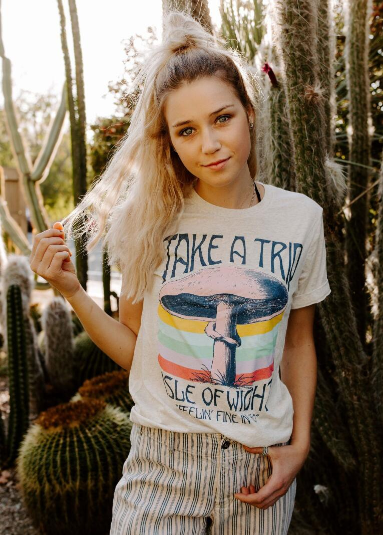 Take a Trip Tee - HipStore - Fashion Boutique