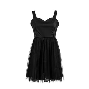 Short Tulle Dress - HipStore - Fashion Boutique