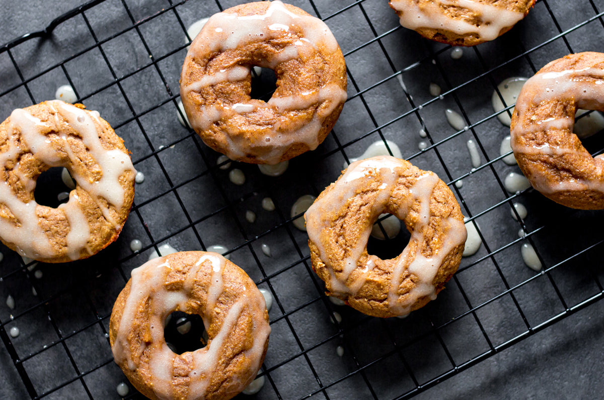 FlapJacked High Protein Apple Cider Doughnut Recipe