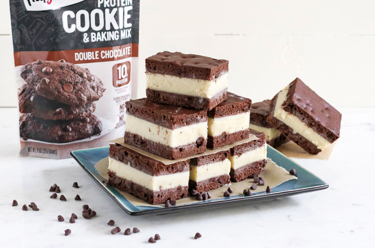 FlapJacked Protein Ice Cream Sandwiches