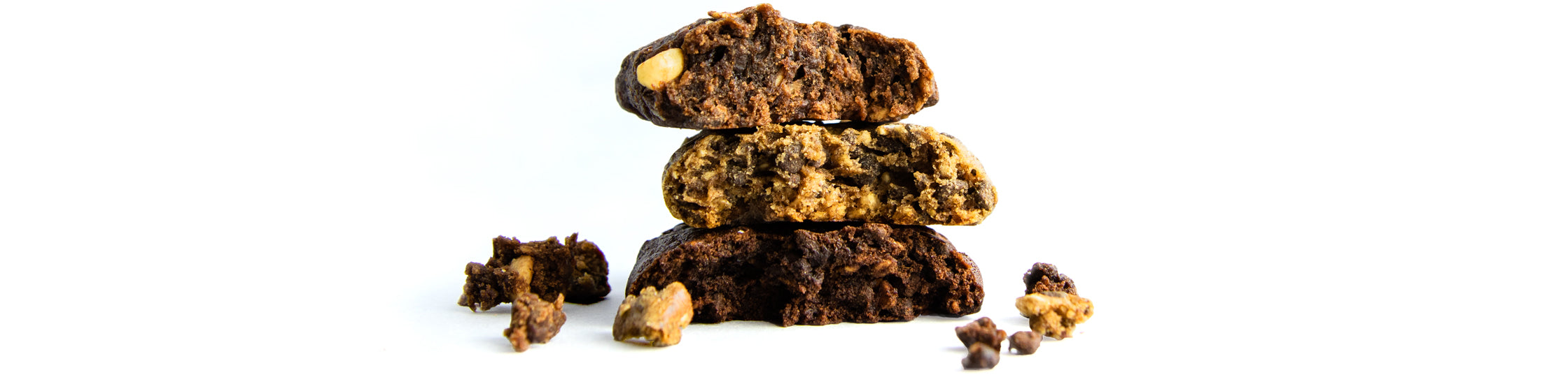 FlapJacked Soft Baked Cookie Bars