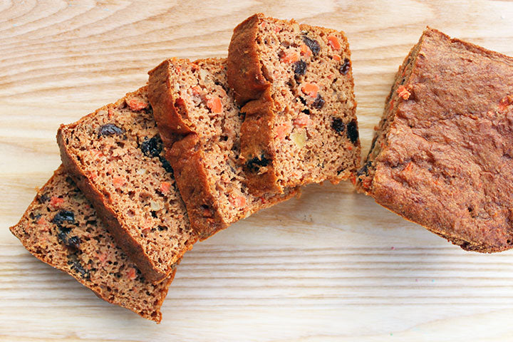 FlapJacked Carrot Cake Bread Recipe