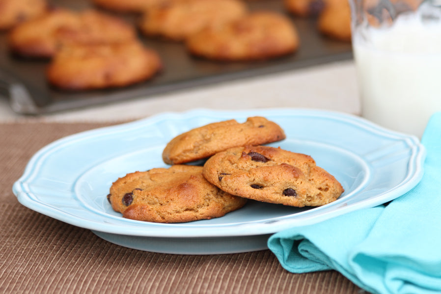 FlapJacked Chocolate Chip Cookies Recipe