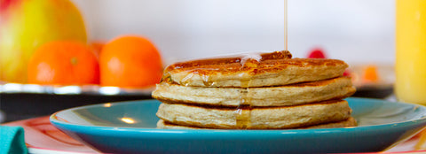 low-carb topping ideas for your FlapJacked Protein Pancakes