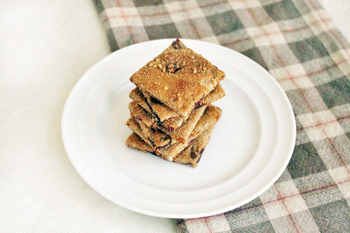 FlapJacked Cranberry Walnut Crackers Recipe
