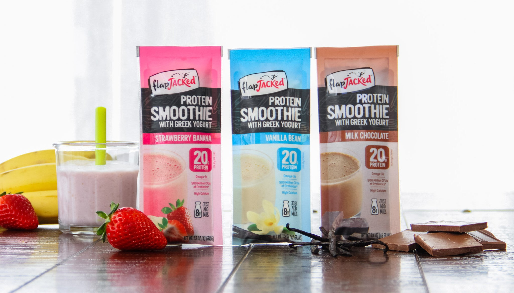 Protein Smoothie Mixes