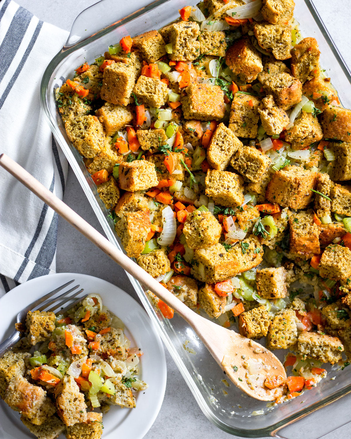 FlapJacked Thanksgiving Stuffing