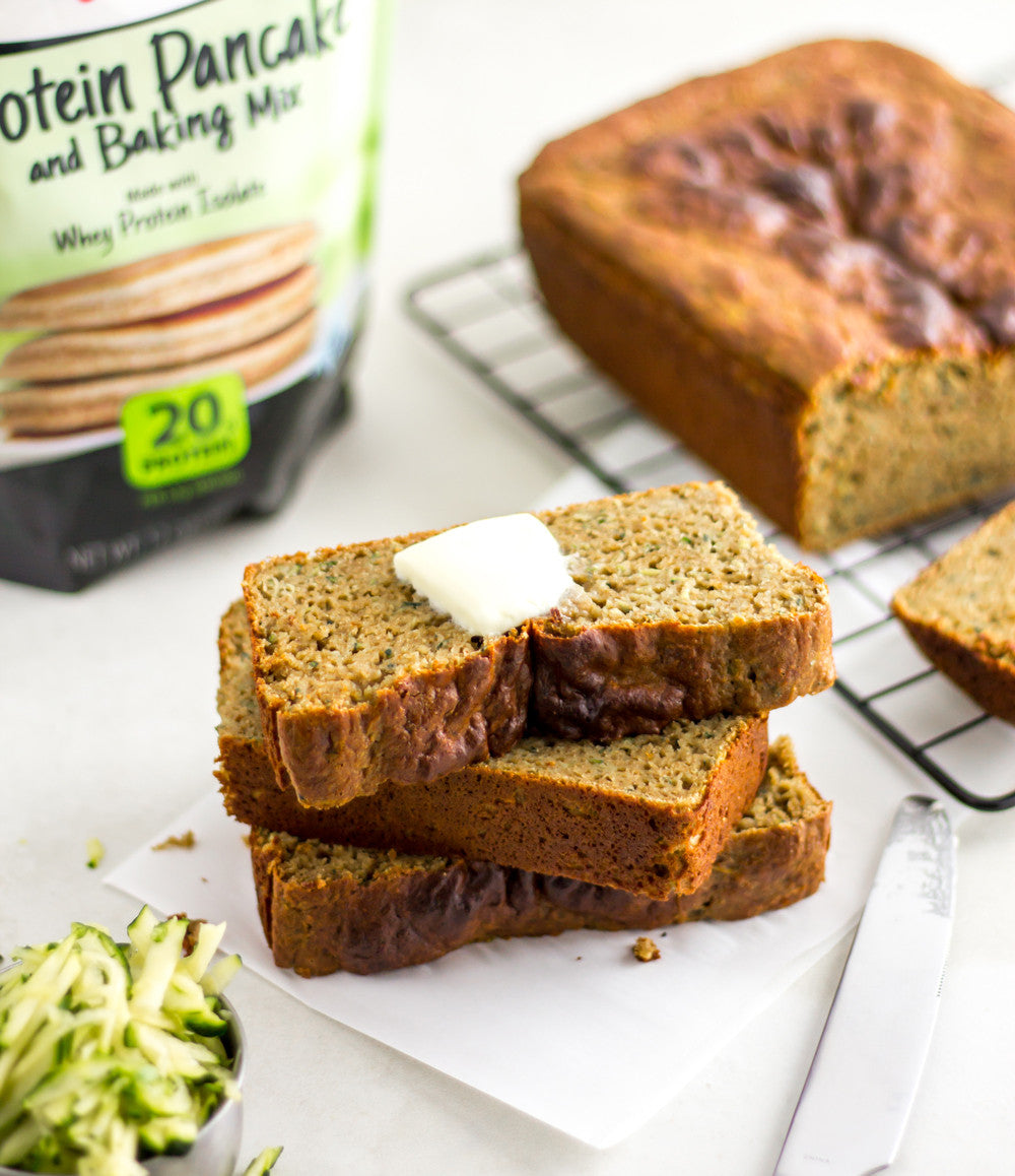 FlapJacked Zucchini Bread Recipe