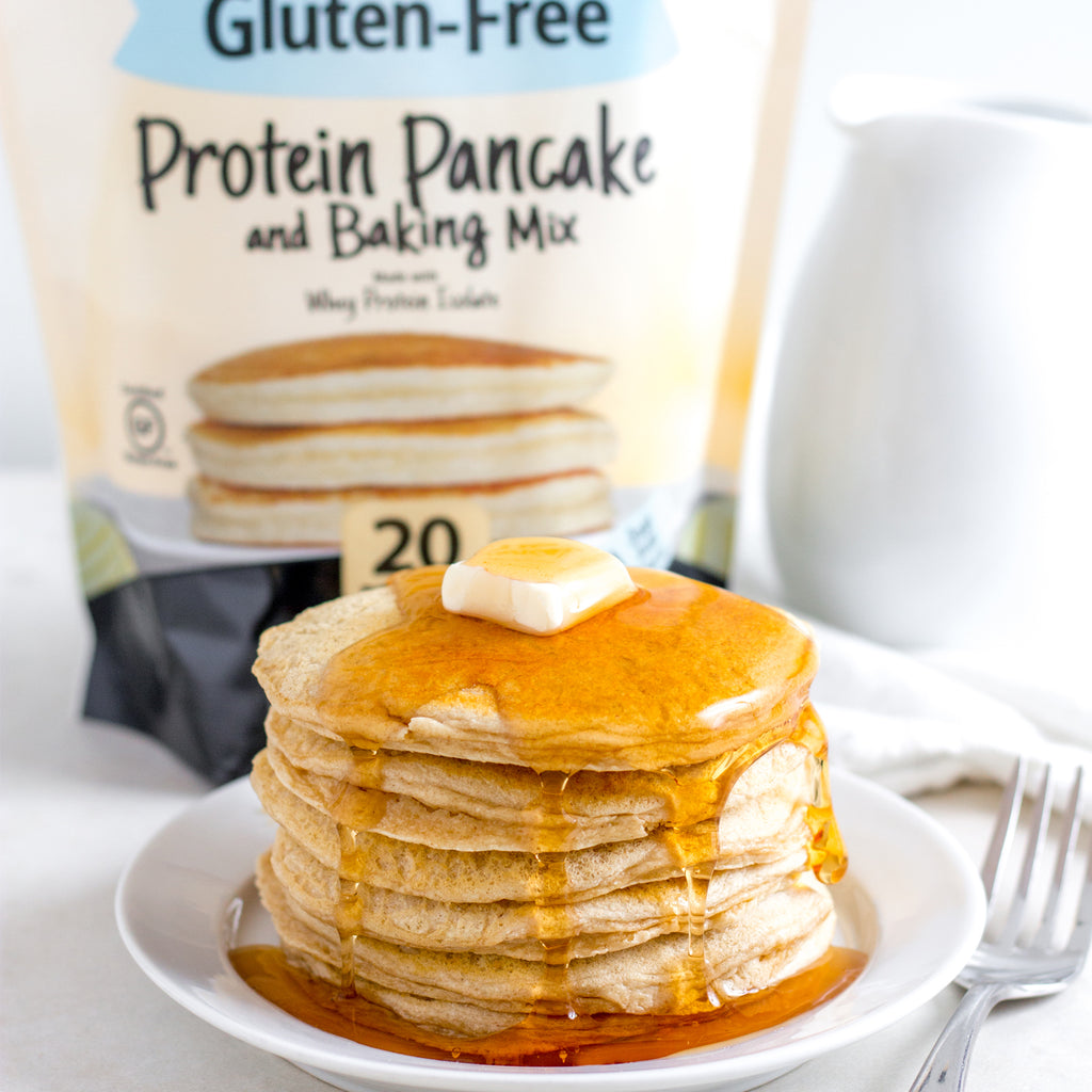 24oz - Gluten-Free Buttermilk Protein Pancake & Baking Mix