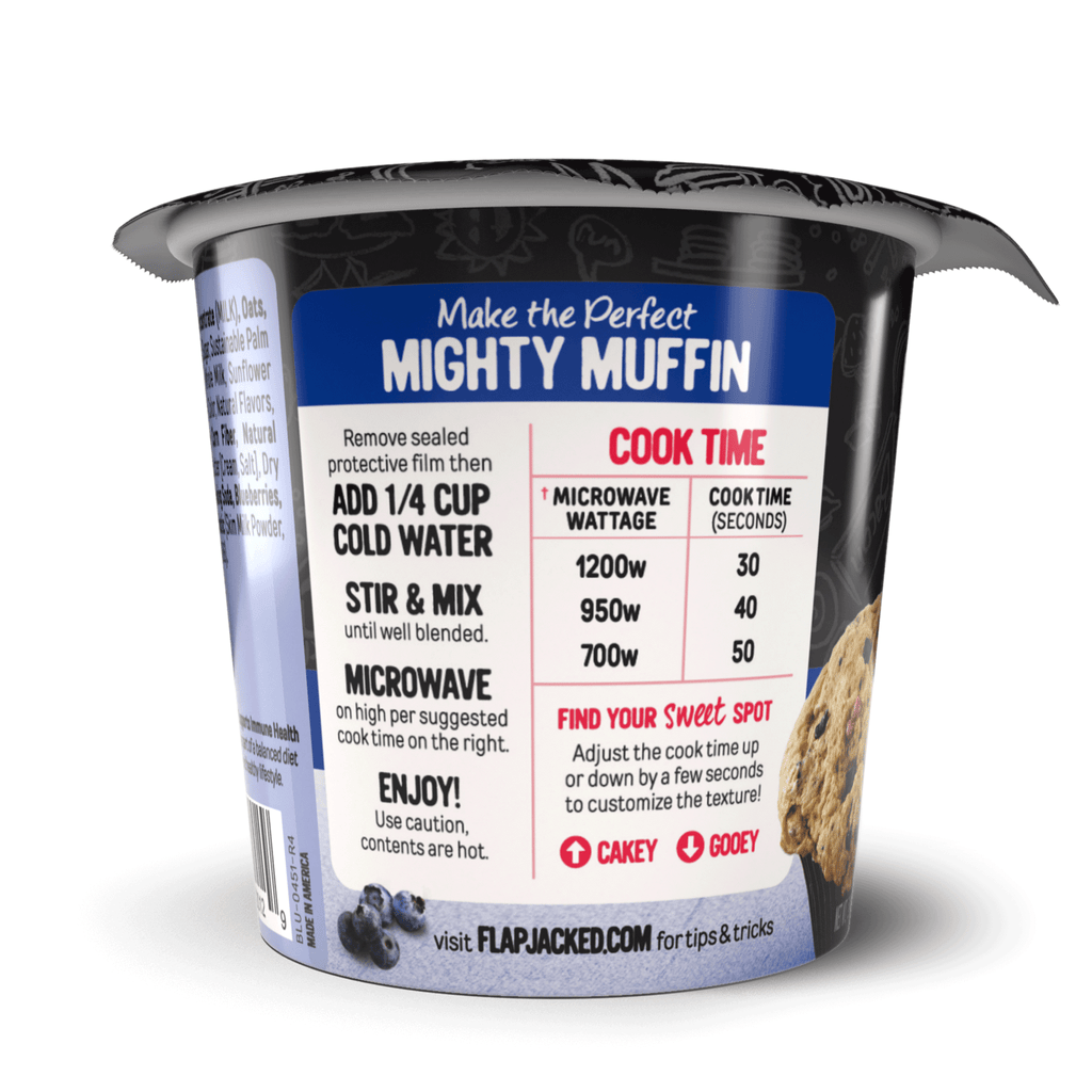 Blueberry Mighty Muffin - 12 Pack