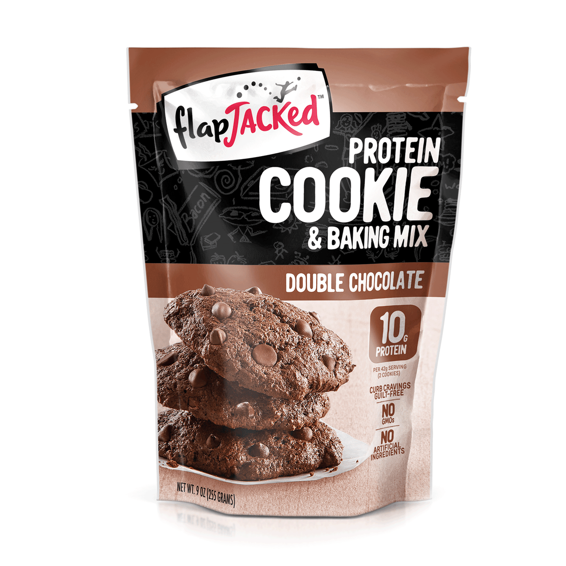 Double Chocolate Protein Cookie & Baking Mix