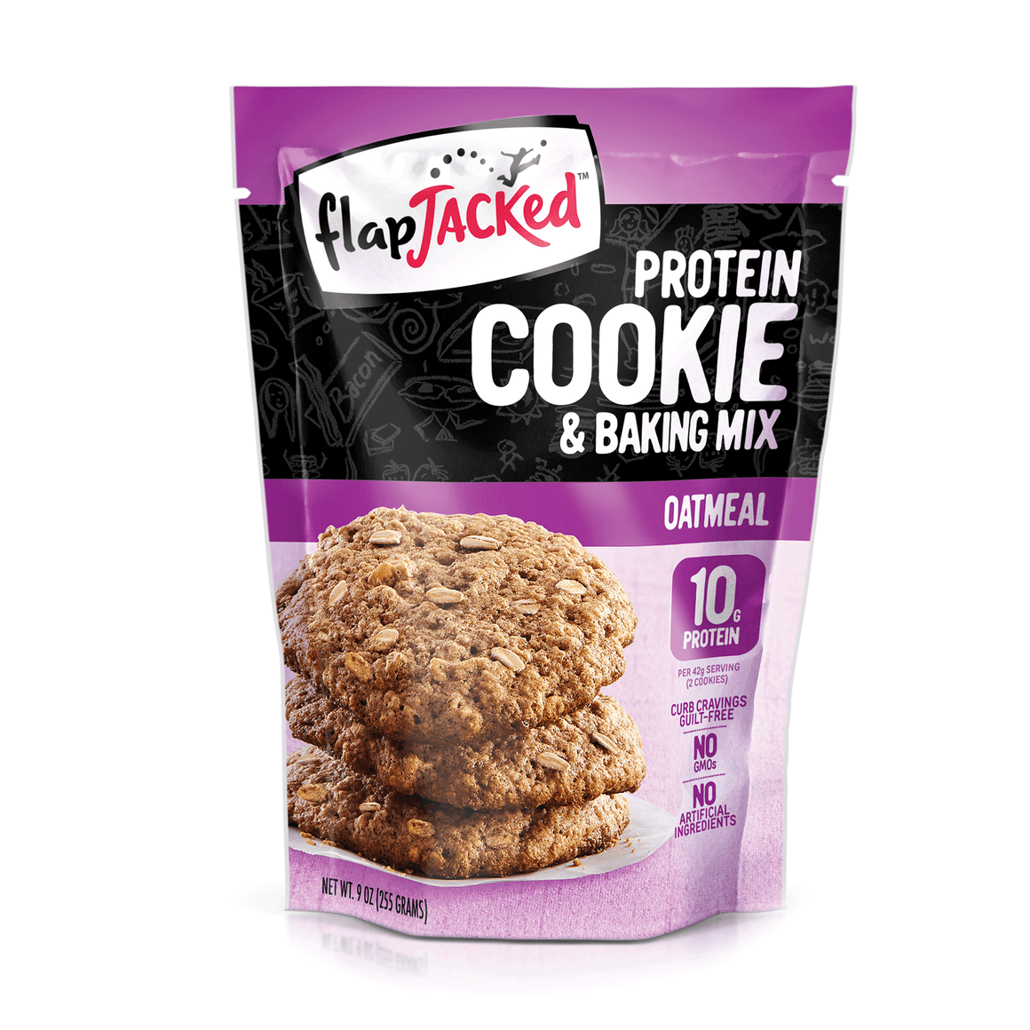 Oatmeal Protein Cookie & Baking Mix