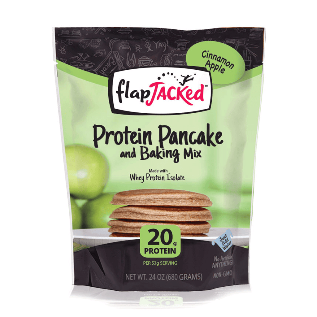 24oz - Cinnamon Apple Protein Pancake & Baking Mix