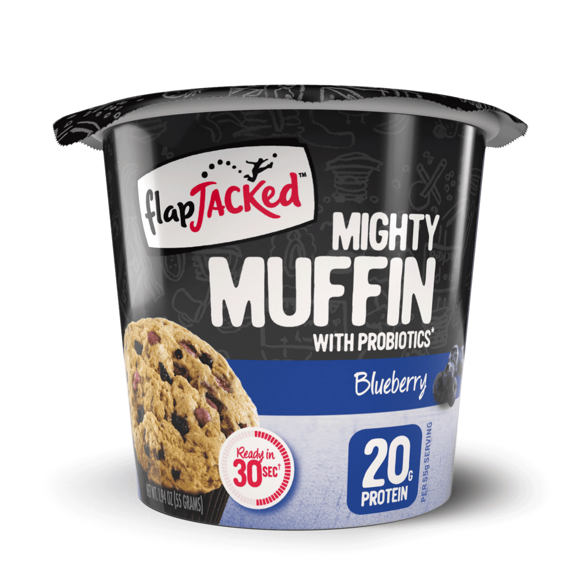 Blueberry Mighty Muffin