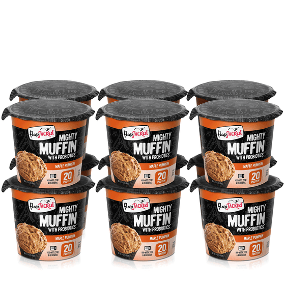 Mighty Muffin Maple Pumpkin 12-Pack