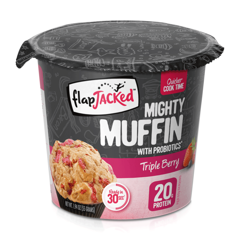 Triple Berry Mighty Muffin - 12 Pack