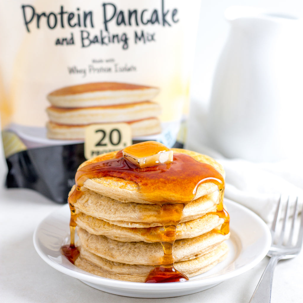 24oz - Buttermilk Protein Pancake & Baking Mix