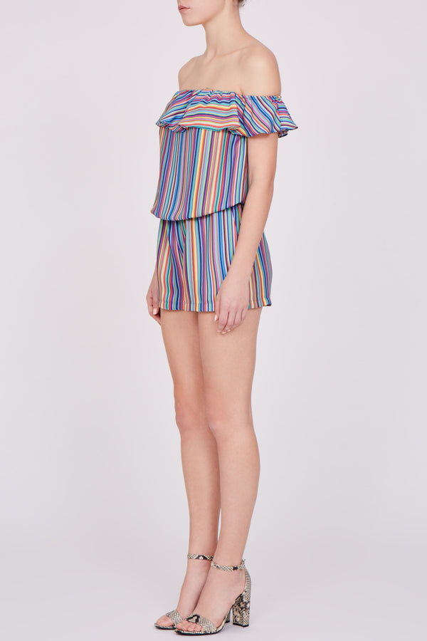 Amanda Uprichard Maya Romper - Womens Rompers