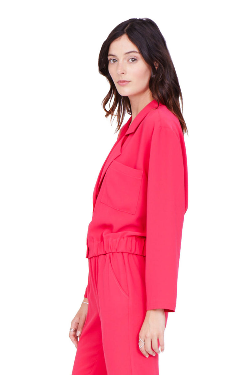 Amanda Uprichard Albany Jacket  - Womens Jackets