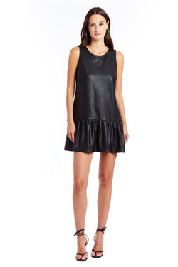 Amanda Uprichard Alejandro Dress - Black | Women's Dresses