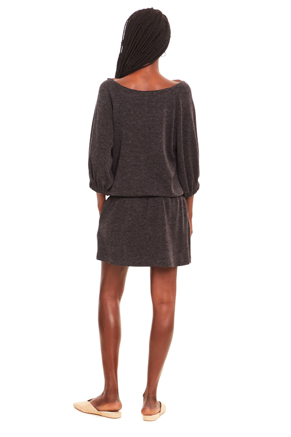 Amanda Uprichard Amaya Dress - Grey | Women's Dresses