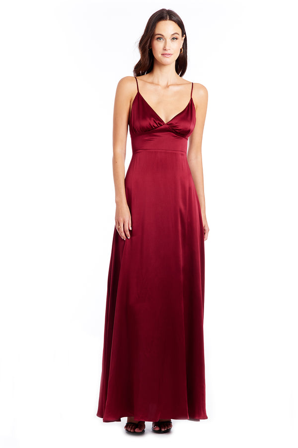 Amory Maxi | Russet | Women's Dresses