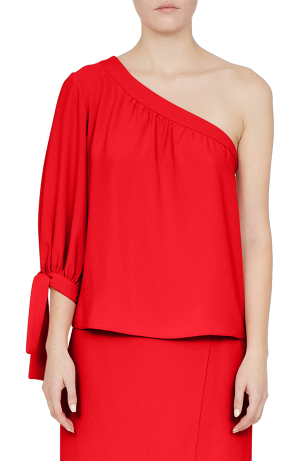 Amanda Uprichard Annie Top - Womens Tops