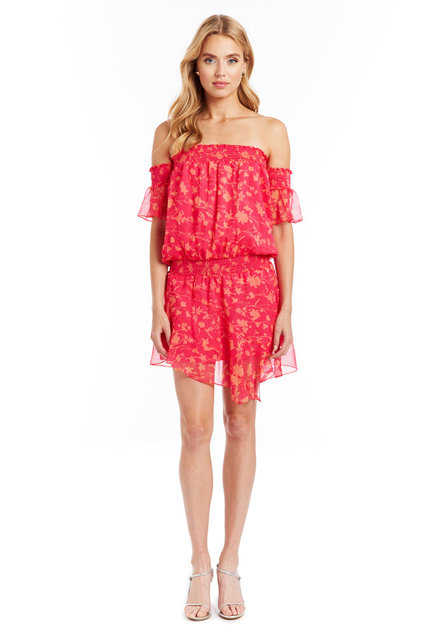 Amanda Uprichard Ariella Dress - Floral | Women's Dresses