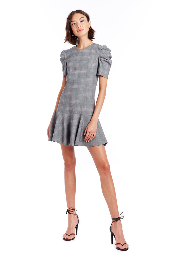 Amanda Uprichard Bekah Dress - Plaid | Women's Dresses