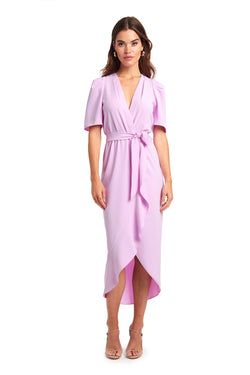 Amanda Uprichard Bonjour Dress - Purple | Women's Dresses