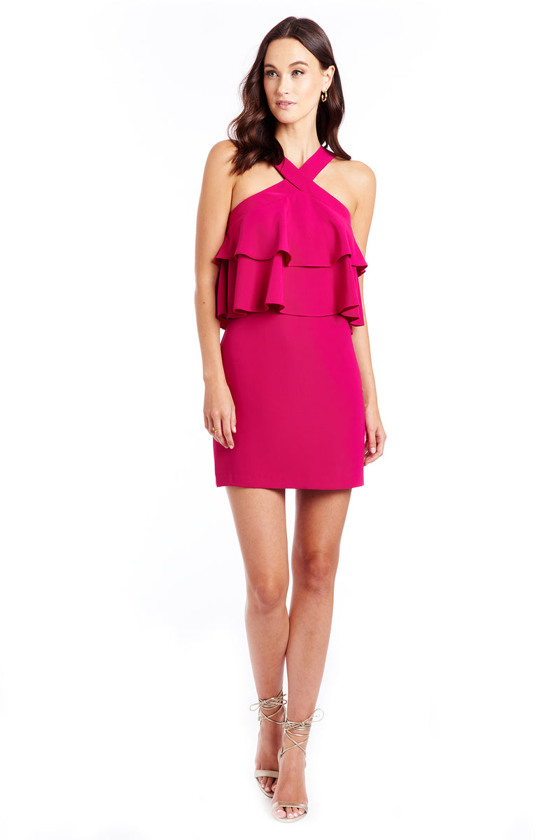 Cal Dress | Magenta | Women's Dresses