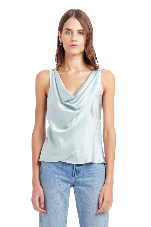 Danae Silk Top