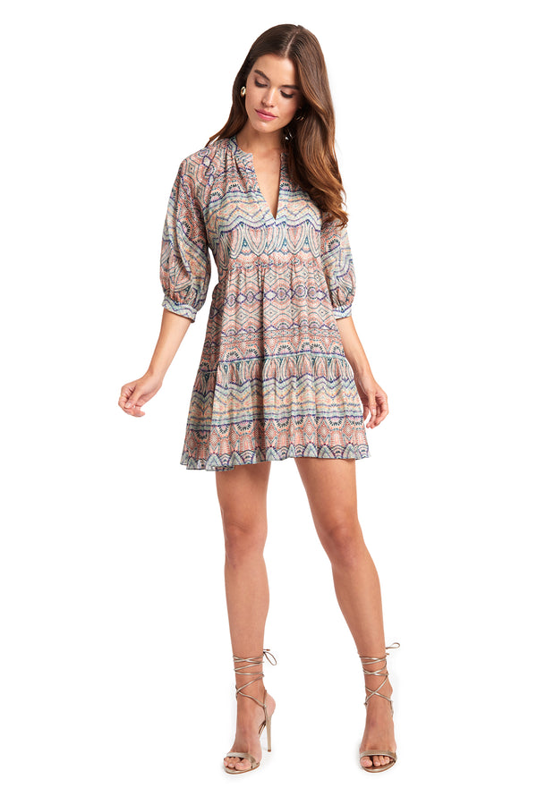 Amanda Uprichard Diego Dress - Multi | Women's Dresses