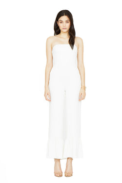 Amanda Uprichard Ebony Jumpsuit - Womens Jumpsuits