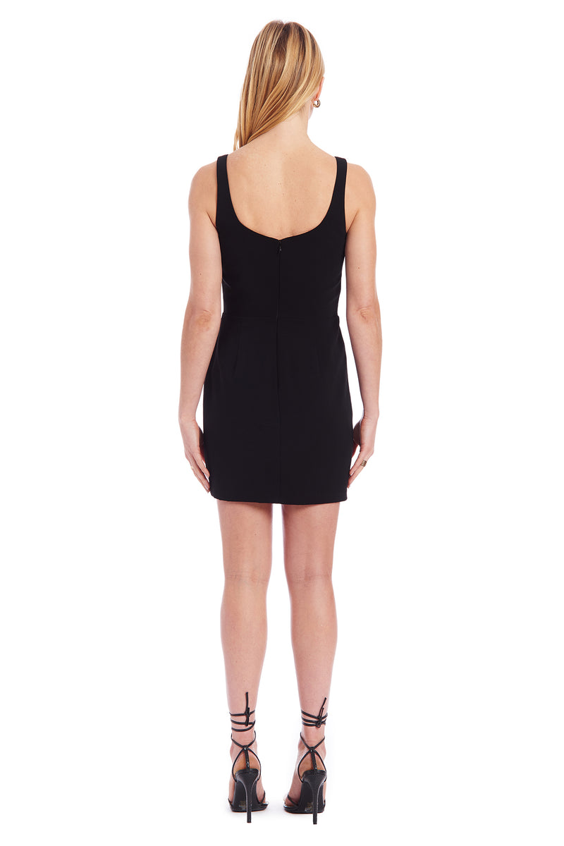 Amanda Uprichard Encore Dress - Black | Women's Dresses