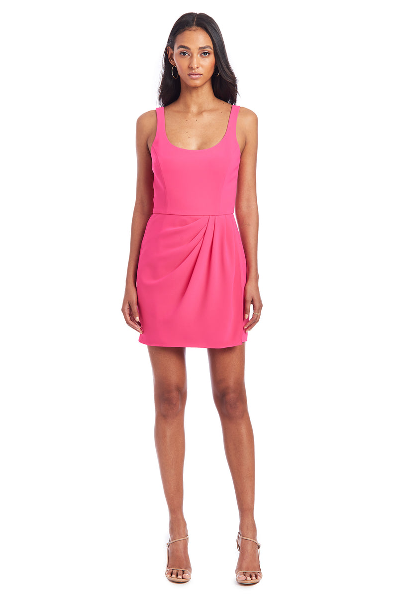Amanda Uprichard Encore Dress - Pink | Women's Dresses