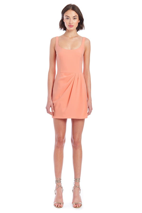 Amanda Uprichard Encore Dress - Orange | Women's Dresses