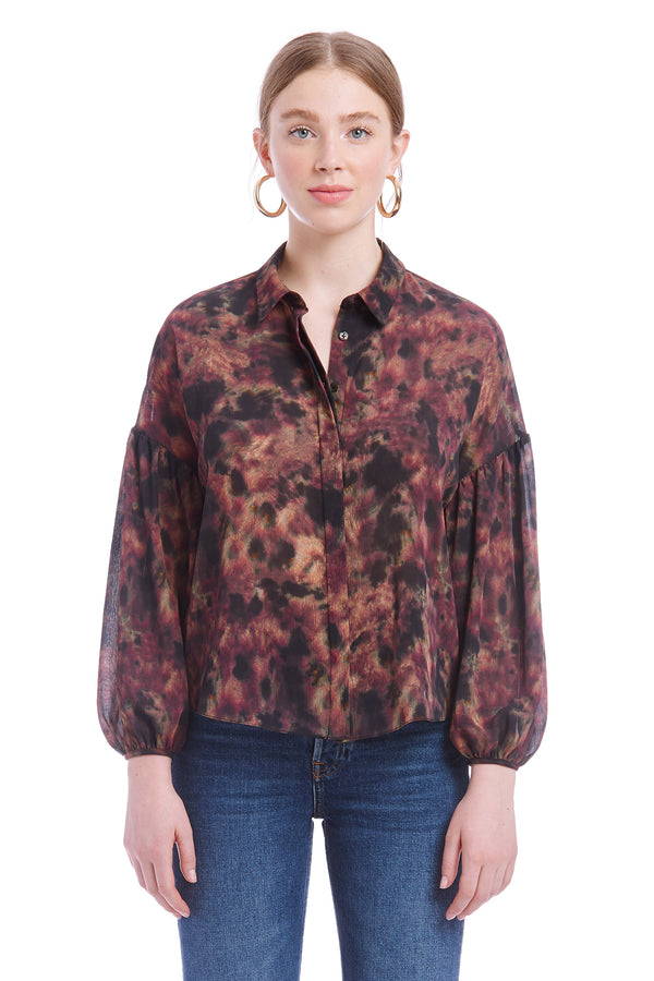 Amanda Uprichard Essence Top - Multi | Women's Tops