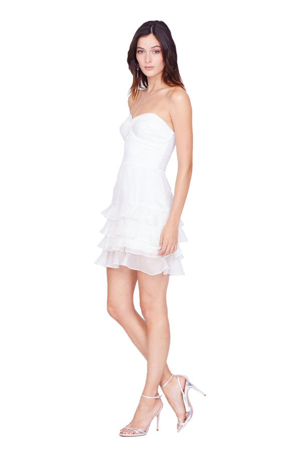 Amanda Uprichard Estelle Dress - Womens Dresses